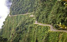 As mais incríveis estradas do mundo
