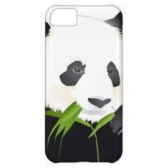 Panda Bear iPhone Cases