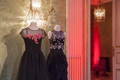 Tot-hom_FW15 #tothom #altacostura #elegancia #modamujer #moda #fashion #desfile #fw15 #Barcelona #Madrid #tendencia #model #modelo #texturas #noche #fiesta #mujerespecial #equipo #diseñadoras