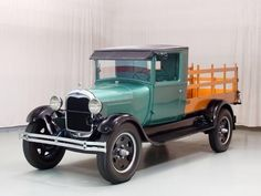 1929 Model A Ford Stake Bed