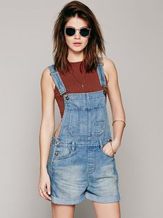 New Arrivals: Women's Clothing Overalls Outfit, Free People Clothing, Overall Shorts, Boutique Clothing, Outfits, Clothes, Girls, Women, Style