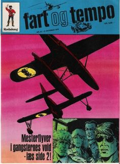 Fart og tempo 1975 nr. 41 - ComicWiki