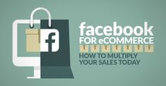 This article will help you use the biggest social media site successfully in ecommerce. An ecommerce store cannot neglect social media – most of them do anyway. Even those online shops that are on Facebook, usually don't invest very much energy in that. Affiliate Marketing, Online Marketing, Digital Marketing, Business Marketing, Social Media Marketing, Facebook Store, Ecommerce Store, Marketing Techniques, Sale Promotion