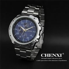 $31.99 (Buy here: https://alitems.com/g/1e8d114494ebda23ff8b16525dc3e8/?i=5&ulp=https%3A%2F%2Fwww.aliexpress.com%2Fitem%2F2016-Fahsion-Men-s-Watch-Dress-Silver-Stainless-Steel-Analog-Men-Quartz-Wristwatch-Erkek-Kol-Saati%2F32693579224.html ) 2016  Fashion Men's Watch Dress Silver Stainless Steel Analog Men Quartz Wristwatch Erkek Kol Saati Relogio Masculino Gifts for just $31.99
