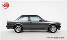 Used 1987 BMW 3 Series for sale in Hampshire Sport Seats, Bmw E30, Limited Slip Differential, Bmw 3 Series, Mirror Door, Hampshire, Used Cars, Classic Cars, Grey