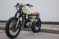 Yamaha SR 125 LAB#12 by Lab Motorcycles