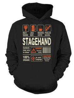 Essential item for every stagehand.