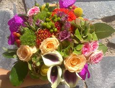 Preciosos ramos de novia para el gran día #boda #ramos #flores