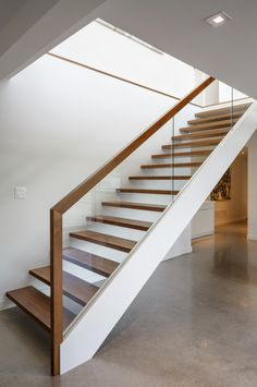 Modern Staircase Design Ideas - Stairs are so common that you don't provide a second thought. Take a look at best 10 instances of modern staircase that are as spectacular as they are .