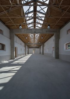 3+1 architekti - Project - Horse stable refurbishment