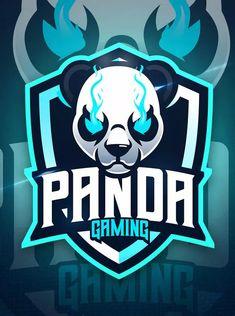 Panda Gaming - Mascot & Esport Logo by aqrstudio on Envato Elements Psg Logo, Logo Esport, Logo Desing, Game Logo Design, Psg Wallpaper, Tolle Logos, Mbappe Psg, Esports Logo, Mascot Design