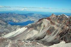 Mt St. Helen's Summit