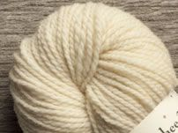 Targhee 2 ply - undyed