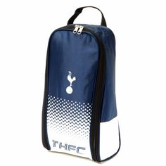 4b490772b3 $16.68 AUD - Tottenham Hotspur Fc Official Crest Design Fade Sports Shoe  Bag (Sg10158) · Sac De Gym