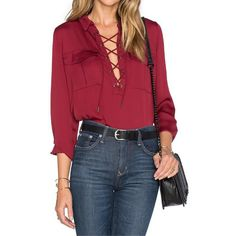 European 2017 Fashion Turn Down Collar Long Shirt Royal Blue Woman Blouse With Long Sleeve Burgundy Casual Ladies Tops Shirt ** AliExpress Affiliate's Pin. Clicking on the image will lead you to find similar product Ladies Tops, Shirt Blouses, Shirts, Fashion 2017, Blouses For Women, Royal Blue, Burgundy, Ruffle Blouse, Woman
