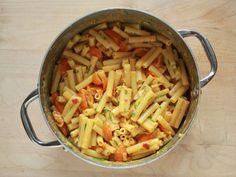 Calabrian Chile Pasta recipe from Giada De Laurentiis via Food Network