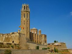 Seu Vella, Lleida  #seu #vella #lleida #catalonia #spain #europe #holidays #vacation #travel #traveling #adventure #tour #trip