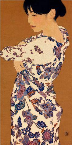 Por amor al arte: Ikenaga Yasunari