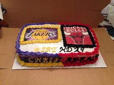 Lakers/Chicago Bulls