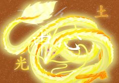 Yellow Dragon Of The Center by Wishsayer on DeviantArt