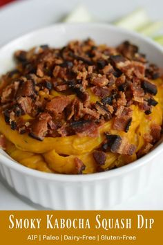 "Smoky Kabocha ""Cheese"" Spread 
