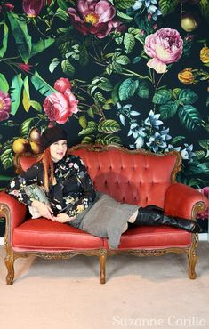 Suzanne Carillo - Page 2 of 946 - Adventurous style solutions for the uncommon woman Lounge, Couch, Adventure, Woman, Furniture, Home Decor, Style, Chair, Airport Lounge