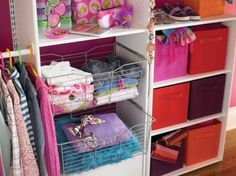 cheap closet organizers do it yourself