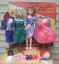 Candy Fashion Doll Set Candy Fashion Doll Set