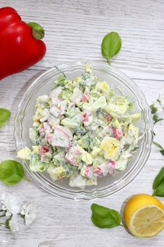 [New] The 10 Best Recipes Today (with Pictures) Chilis Menu, Apple Cranberry Salad, Waldorf Chicken Salad, Salad Dressing Recipes, Recipe Today, Healthy Choices, Potato Salad, Good Food, Food And Drink