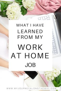 What I have learned from working at home for the past 12 years. Tips and tricks to making your work at home job easier and more productive.