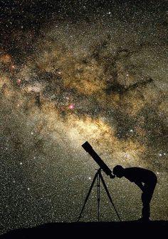 Fantástico universo.