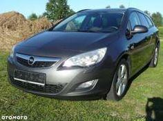 Opel Astra 'J' SPORT TOUER-1.7 CDTi - Oryginalna - Opłącona - Polecam