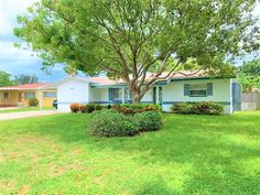 3 bedroom, 2 bath home located at 6933 10TH AVE N, ST PETE close to the beaches and the Pinelllas Trail. Listed at $249,900 St Petersburg Fl, Clean Life, Flood Zone, Large Family Rooms, Ranch Style Homes, Property Search, Open Floor, Beaches, Trail