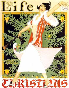 coles phillips_ Life via mica12244art