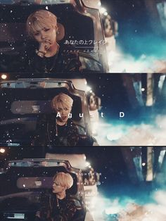 Suga ❤ Agust D 'give it to me' MV #BTS #방탄소년단