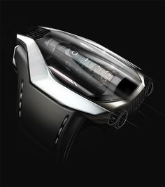 Watch design by FISCHER Thierry at Coroflot.com