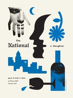 GigPosters.com - National, The - Daughter