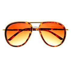 #aviator #sunglasses #shades #retro #vintage #fashion #style #celebrity #inspired #metal #tortoise