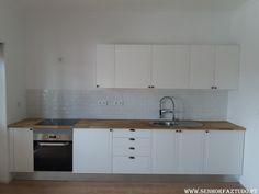 SENHOR FAZ TUDO - Faz tudo pelo seu lar !®: Montagem de uma cozinha Leroy Merlin em Almada