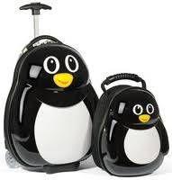 Maleta Y Mochila Peko el Pingüino 86€