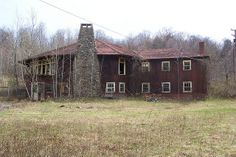 Grossingers Ski Lodge, Catskill Mountains near the Town of Liberty, New York, closed in 1986