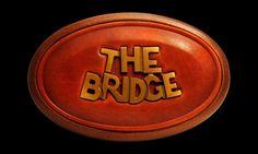 PORTA CRAVATTE UOMO THE BRIDGE IN CUOIO APPENDINO ARMADIO 091009/01/14 ORIGINALE
