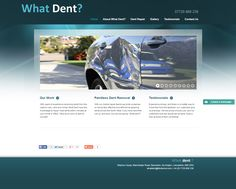 Website Maintenance and Hosting of What Dent