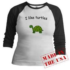 This site has many I like turtle shirts!?  Guess what I'm doing on my day off :)))
