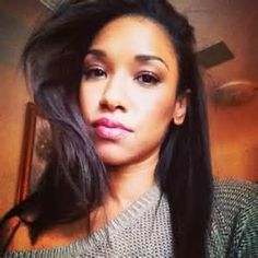 ♥♥♥ Candice Patton - Iris West (The Flash) ♥♥♥ Candace Patton, Afro, Iris West, My Black Is Beautiful, Beautiful People, Great Tv Shows, Cute Beauty, Hair Studio, Queen