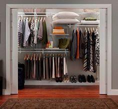 Schlafzimmer ohne Kleiderschrank | DIY | Kleiderschrank, Schrank und ...
