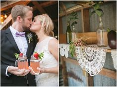 Decor by Disch Events, Bridal Gown by Blush Bridal Gown, Floral by Disch Events, Photos by http://juliewilhite.com