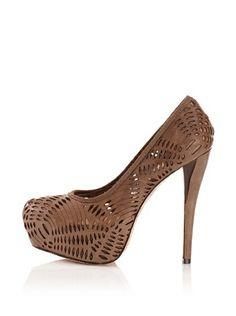 L.A.M.B. Womens Lively Platform Pump at MYHABIT Design works No.2137 |2013 Fashion High Heels|