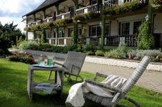 Hostellerie La Cheneaudière - Relais & Châteaux - #Alsace
