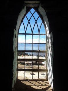 Vista de Calipuy desde su Iglesia, en Santiago de Chuco, La Libertad